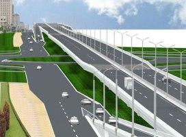 Hà Nội sắp có đường trên cao Mai Dịch - cầu Thăng Long