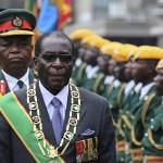Số phận Tổng thống Zimbabwe sau binh biến