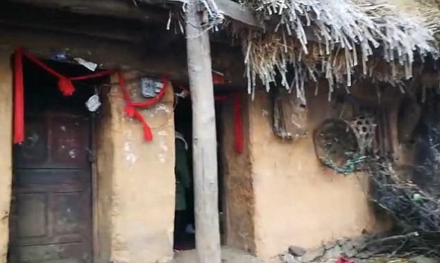 Gia cảnh nghèo khó của cậu bé Wang.