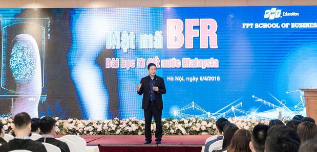 Ông Trương Gia Bình ấn tượng cách giao việc chi tiết của tỷ phú Phạm Nhật Vượng: Cái mà FPT rất ngạc nhiên về Vingroup là tốc độ  - Ảnh 1.