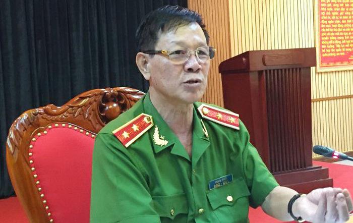 Khởi tố nguyên Tổng cục trưởng Tổng cục Cảnh sát Phan Văn Vĩnh - Ảnh 1.