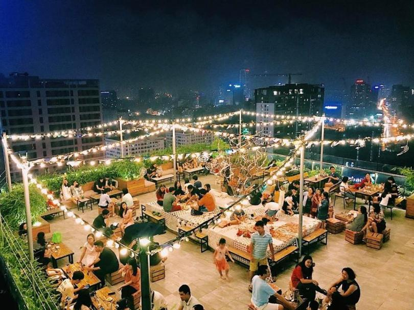 Trill Rooftop Cafe & Bistro - 2