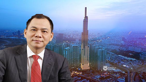 Chiêm ngưỡng Landmark 81- nóc nhà Việt Nam top 10 tòa nhà cao nhất thế giới chính thức đi vào hoạt động