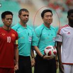 Trọng tài Hàn Quốc bắt trận đấu của U23 Việt Nam có nguy cơ mất nghiệp