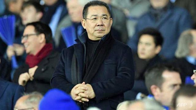 Leicester City xác nhận tỉ phú Vichai Srivaddhanaprabha đã thiệt mạng - Ảnh 1.