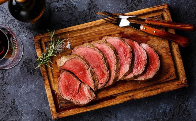 Ăn một ít thịt bò rất tốt: Nhưng nếu ăn quá số lượng này sẽ có nguy cơ mắc 2 bệnh ung thư
