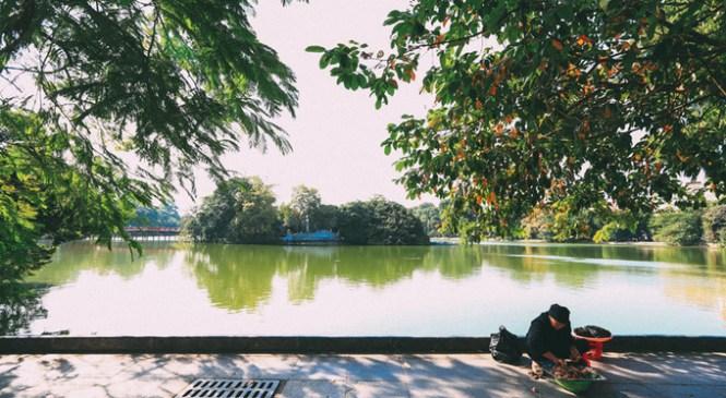 Hồ Gươm, Mù Cang Chải là những điểm ngắm thu đẹp nhất châu Á