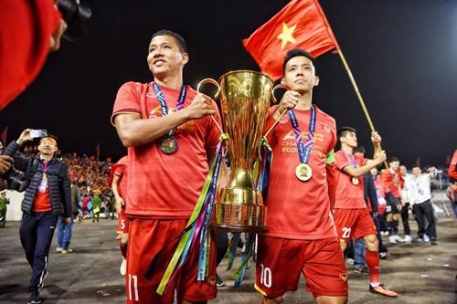 Anh Đức, Văn Quyết vắng mặt trong đội hình dự Asian Cup 2019