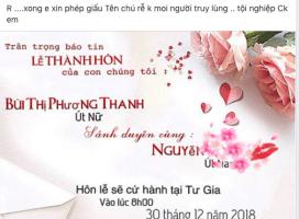 Sau Tiến Đạt, Phương Thanh bất ngờ công bố đám cưới vào ngày 30/12