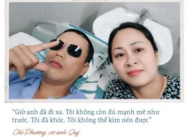 Phép màu hiến tạng Dương Hồng Quý và nỗi nhớ khôn nguôi của người vợ kiên cường