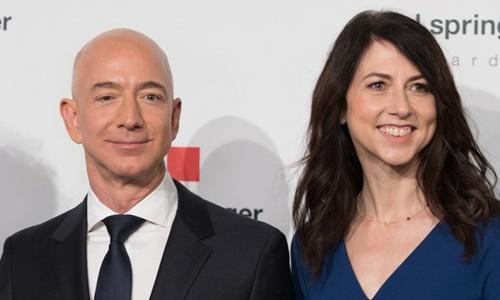 Tỷ phú giàu nhất thế giới và vợ chia tay sau 25 năm gắn bó