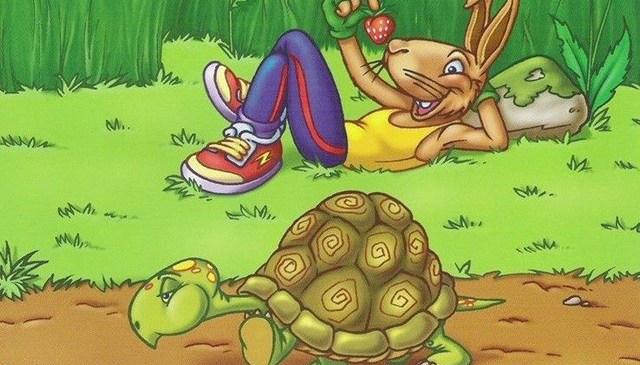 """Người thông minh biết làm rùa """"chậm mà chắc"""", kẻ tham lam cả đời chỉ là thỏ thất bại: Đây là lí do vì sao bạn không nên đặt mục tiêu cho năm mới!"""