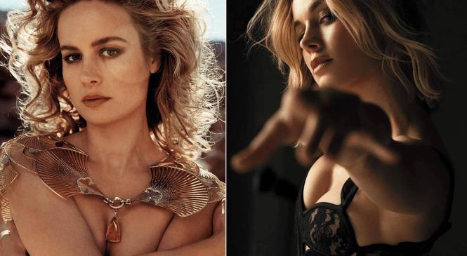 Vẻ đẹp khỏe khoắn, gợi cảm của 'Captain Marvel' Brie Larson