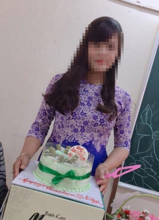 Cận cảnh nhan sắc cô giáo bị chồng tố vào khách sạn với học sinh