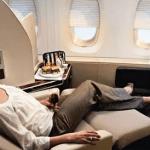 Câu nói đơn giản giúp bạn có cơ hội ngồi chỗ tốt hơn trên máy bay
