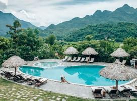 Mai Chau Ecolodge, 'thiên đường nghỉ dưỡng' của các cặp đôi
