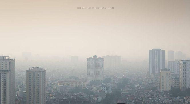 Hiểu về ô nhiễm không khí ở Hà Nội