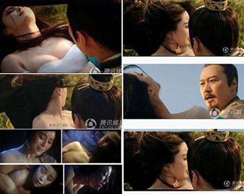Những bộ phim 'nóng' gây tranh cãi của Phạm Băng Băng