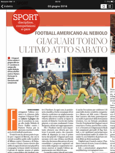 03/06/2016 - La Stampa TO7