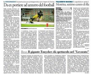 10/03/2016 - Il Gazzettino Veneto