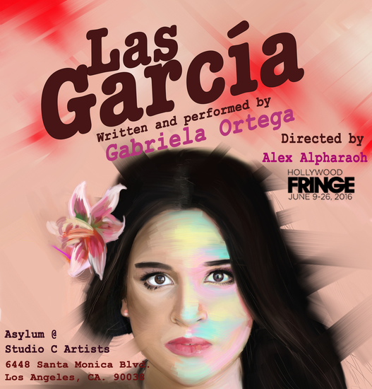 las garcia theater review tracey paleo hollywood fringe festival