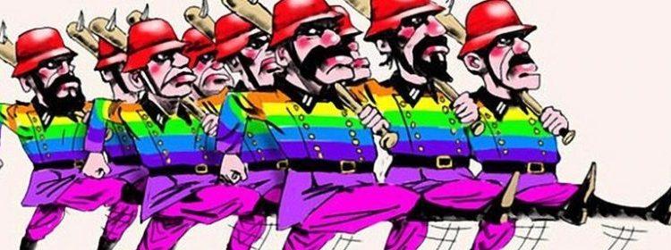 Risultati immagini per gaystapo
