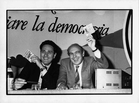 Congresso radicale con Francesco Ruelli