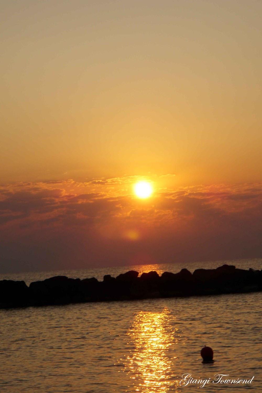 my favorite sunrise