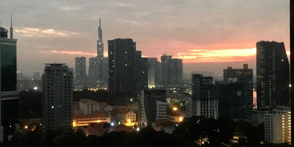 Good Morning From Saigon!