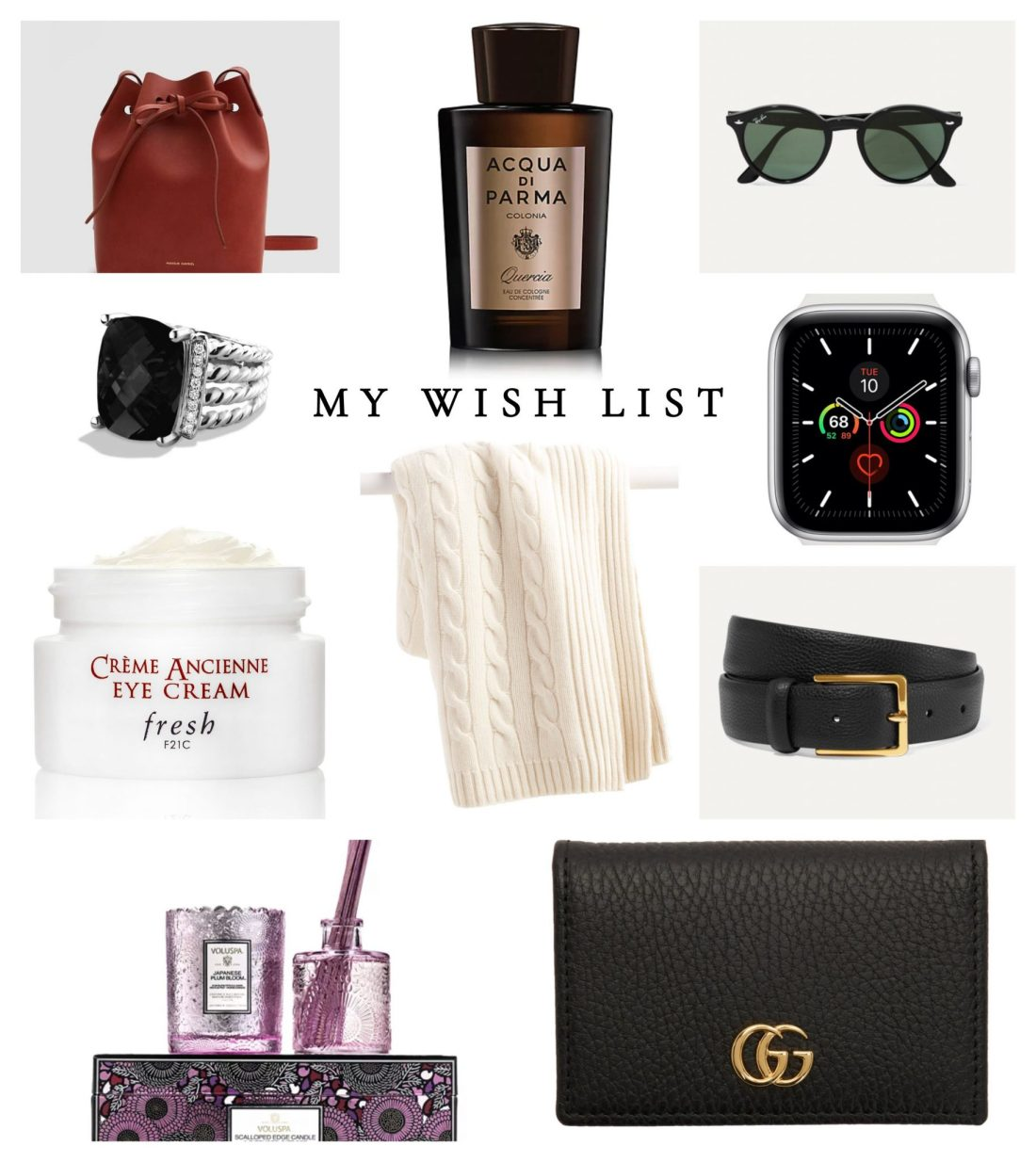 my wish list