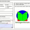 Extracte de la sol·licitud de la marca Innogenierum