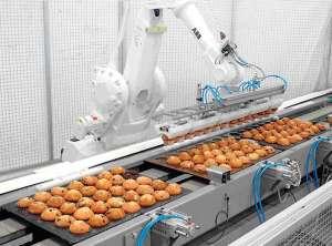 robot panecillos