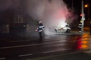 Car Fire Glasnevin-4476