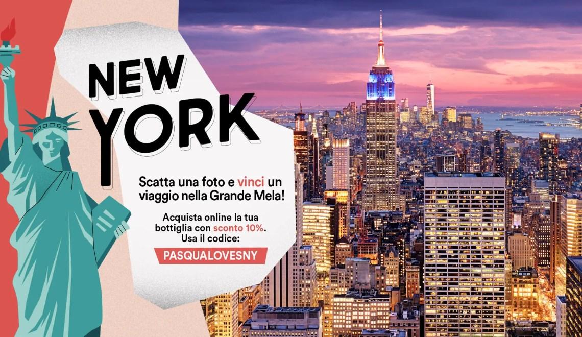 Vinci un viaggio a New York (con me!)