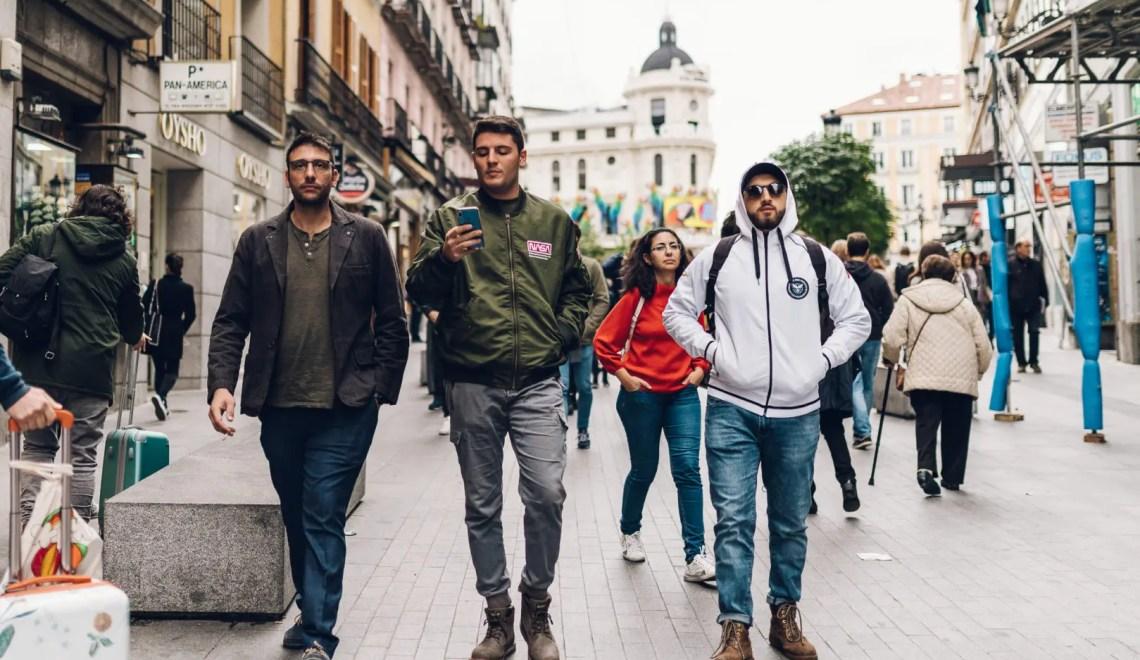 7 capitoli 5 storie da leggere: il viaggio a Madrid