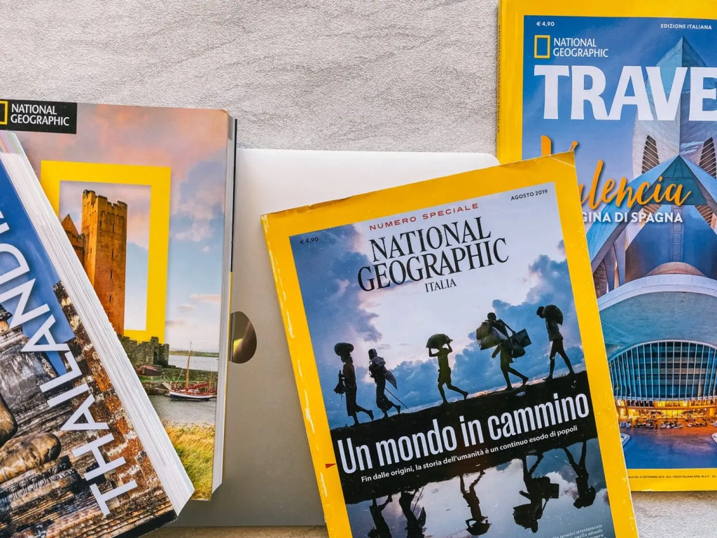 Perché leggere National Geographic
