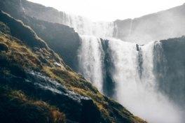 Faroese-waterfall