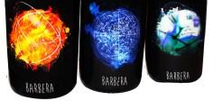 bottle bottoms detail