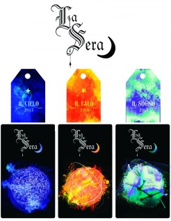 logo & label designs page