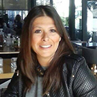Ειρήνη Καραϊσαλίδου, κομμώτρια, απόφοιτη της σχολής κομμωτικής Gianneri Academy στην Θεσσαλονίκη