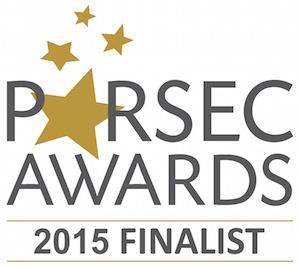 2015 Parsec Award Finalist