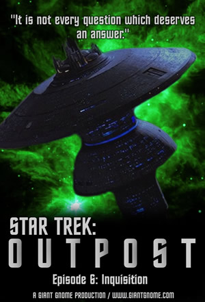 Star Trek Outpost - Episode 6 - Poster