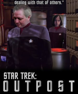 Star Trek: Outpost - Episode 39 - Half the Battle