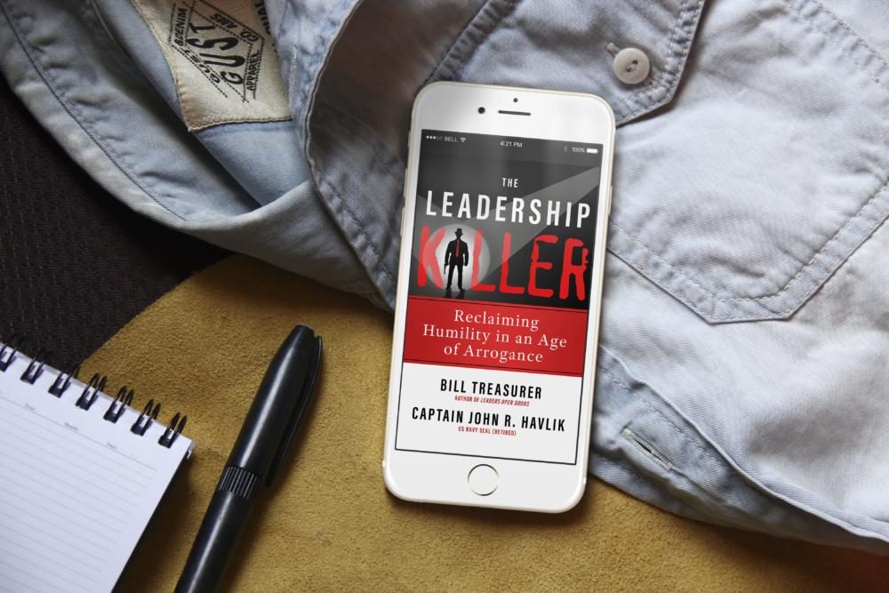 "Announcing ""The Leadership Killer: Reclaiming Humility in an Age of Arrogance"""