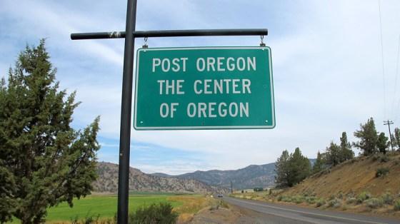 Post, Oregon -