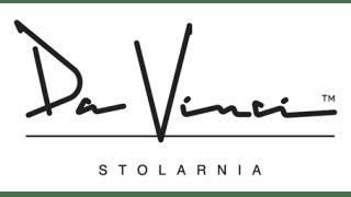 Logotyp_Da_Vinci_B&W_Stopka