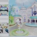 Pokemon Sun and Moon Plaza