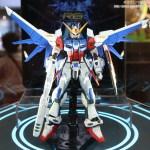 """It is painted prototype of """"RG build Strike Gundam full package."""""""
