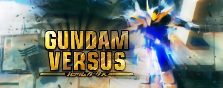 Gundam Versus English Title