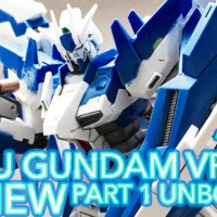 HG Hi-Nu Gundam Vrabe Review: Part 1 Unboxing